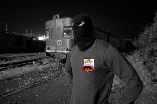 Eisenbahnfreunde Pullover Stick